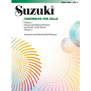 Ensembles For Cello Volume 1