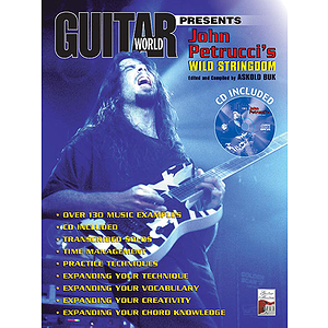 Guitar World Presents John Petrucci&#039;s Wild Stringdom CD Included