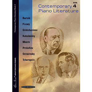 Contemporary Piano Literature Book 4