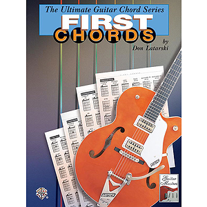 Ultimate Guitar Chords Series First Chords