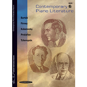 Contemporary Piano Literature Book 6