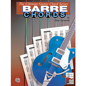 Ultimate Guitar Chords Series Barre Chords