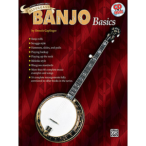 UBS Bluegrass Banjo Basics