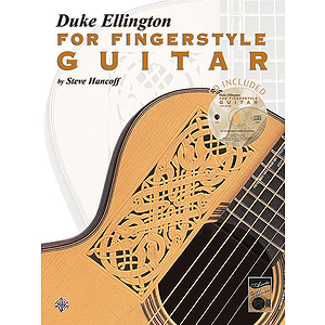 Duke Ellington For Fingerstyle Guitar BK/CD