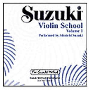 Suzuki Violin School CD Volume 1 (Performed By Shinichi Suzuki)