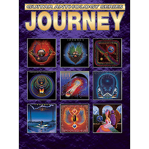 Journey - Guitar Anthology Series