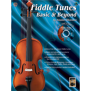 Fiddle Tunes Basic & Beyond CD Included
