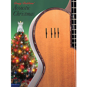 Acoustic Christmas BK/CD