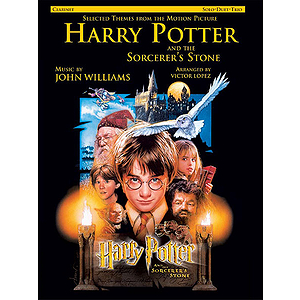 Harry Potter And The Sorcerers Stone  Selected Themes For Clarinet