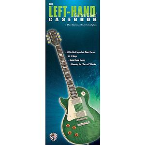 Left-Handed Guitar Chord Casebook