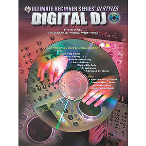 Dj Styles The Digital Dj Ultimate Beginner Series Book/2 Cds