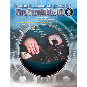 Dj Styles The Turntable Dj Ultimate Beginners Series With 2 7 Inch Eps
