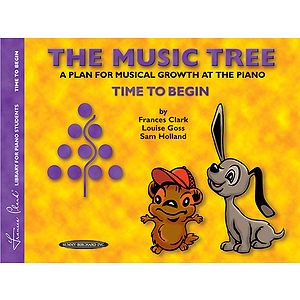 Music Tree: Time To Begin Student's Book (Revised)