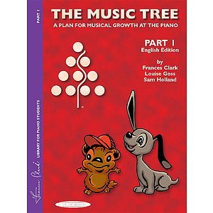 Music Tree Part 1 (Was Part A)  English/Australian Edition