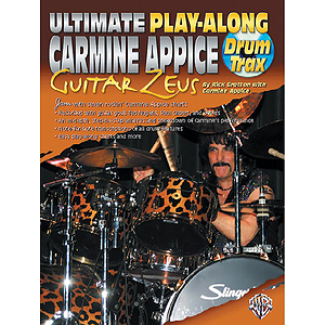 Carmine Appice - Ultimate Play-Along With Carmine Appice CD Included