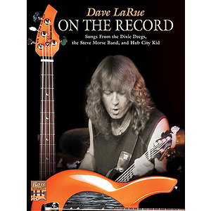 Dave Larue On The Record