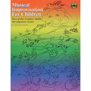 Musical Improvisation For Children Book And CD