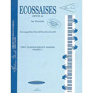Ecossaies Op.41 (2p8h)