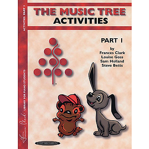 Music Tree Part 1 Activities Book