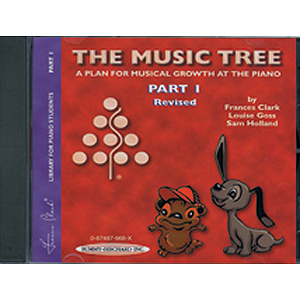 Music Tree Part 1 Acc. CD