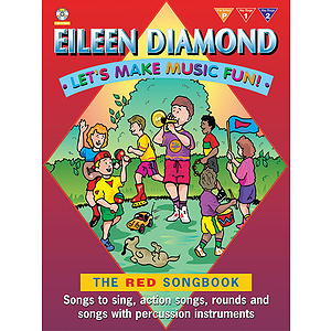 Let's Make Music Fun Red BK/CD