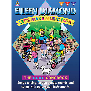 Let's Make Music Fun Blue BK/CD