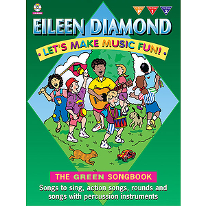 Let's Make Music Fun Green BK/CD