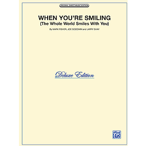 When Youre Smiling