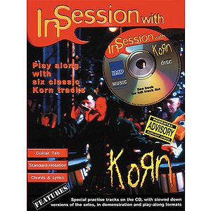 Korn - In Session With Korn Book And CD