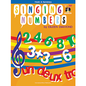 Singing Numbers BK/CD