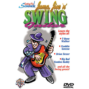 Jump Jive 'N' Swing Getting The Sounds (DVD)