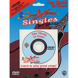 The Thrill Is Gone Songxpress Singles (DVD)