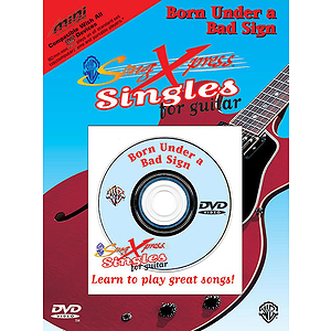 Born Under A Bad Sign Songxpress Singles (DVD)