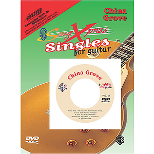 Chine Grove Songxpress Singles (DVD)