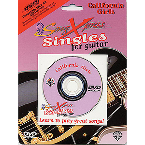 California Girls Songxpress Singles (DVD)