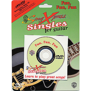 Fun Fun Fun Songxpress Singles (DVD)