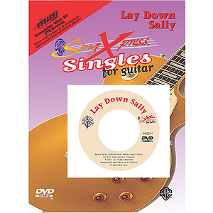 Lay Down Sally Songxpress Singles (DVD)