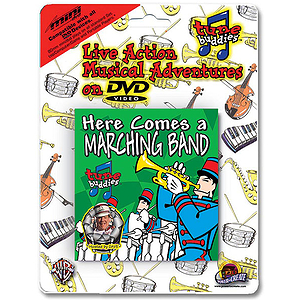 Here Comes A Marching Band Tune Buddies (DVD)