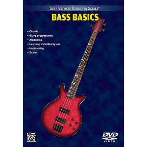 Bass Basics Ultimate Beginner Series (DVD)