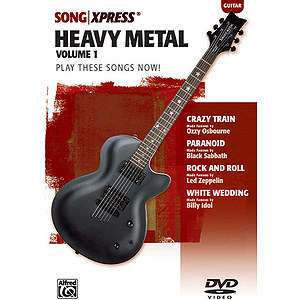 Heavy Metal Volume 1 Songxpress (DVD)