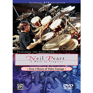 Neil Peart - Work In Progress (DVD)