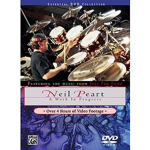 Neil Peart - Work In Progress (DVD)