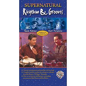 Supernatural Rhythm & Groove (VHS)