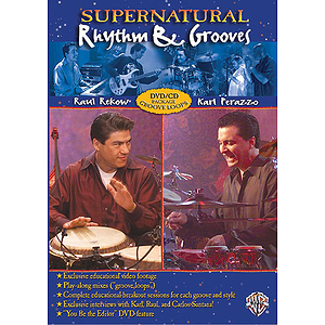 Supernatural Rhythm & Groove (DVD)