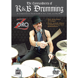 Commandments Of R&b Drumming (DVD)