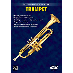 Trumpet Ultimate Volumes I And II Beginner Series (DVD)