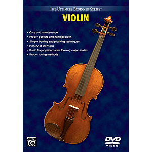 Violin Ultimate Beginner Series (DVD)
