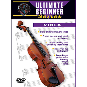 Viola Ultimate Beginner Series (DVD)