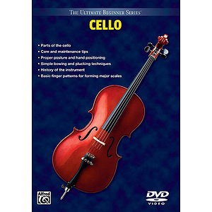 Cello Ultimate Beginner Series (DVD)