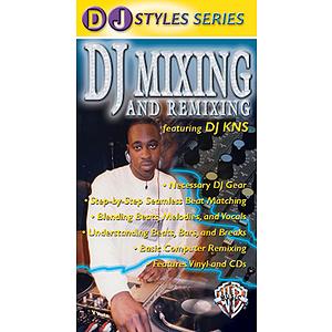 Dj Styles Series: Dj Mixing & Remixing (VHS)